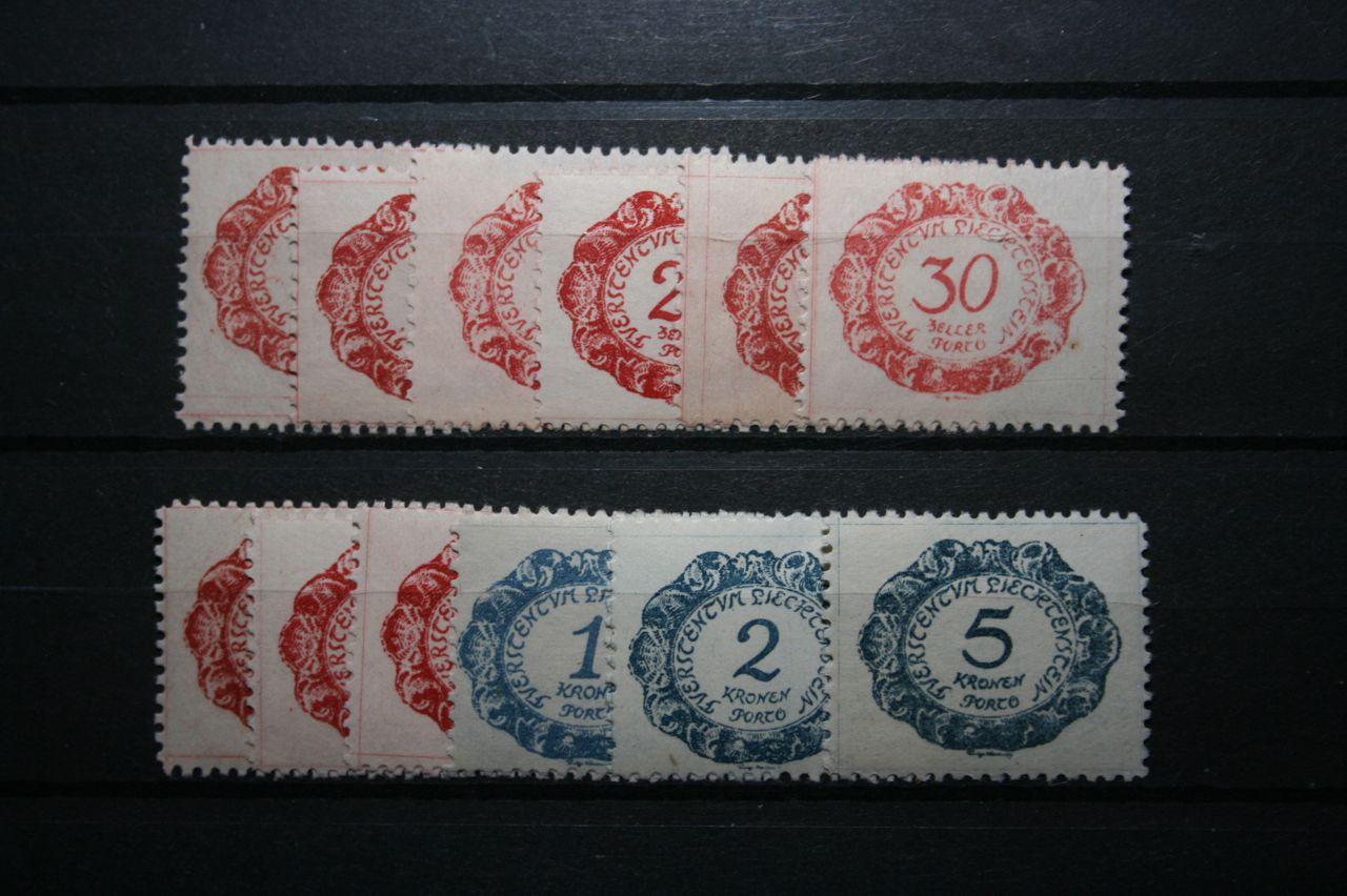 Lie 1920 P 1-12
