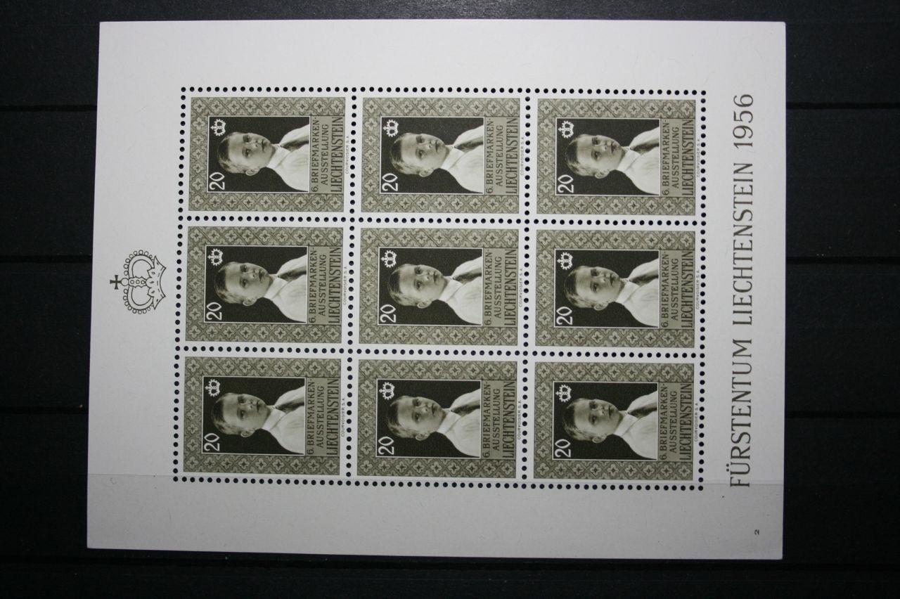 Lie 1956 352 Kleinbogen